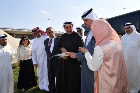 Bahrain's Deputy PM calls for streets' landscaping, beautification