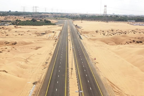 VIDEO: SRTA completes $19m roads leading to Hamriyah Free Zone