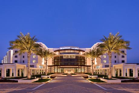 OMRAN opens 304-key JW Marriott Muscat at Oman's Madinat Al Irfan