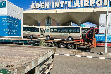 SDRPY to expand, modernise Yemen's Aden Int'l Airport
