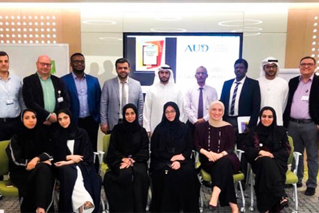 DEWA, AUD conduct inclusive education programme for staff