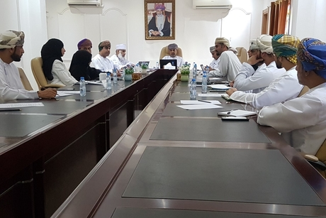 Oman's Seeb municipality discusses infrastructure plans for 2020