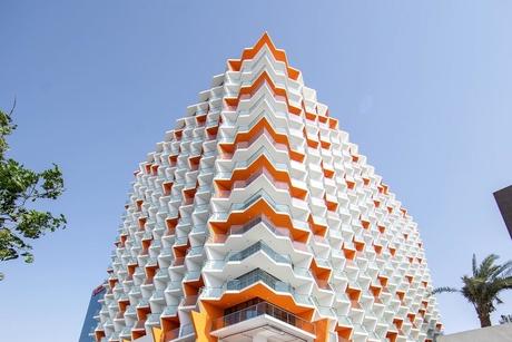 Construction on Binghatti Stars in Dubai Silicon Oasis complete