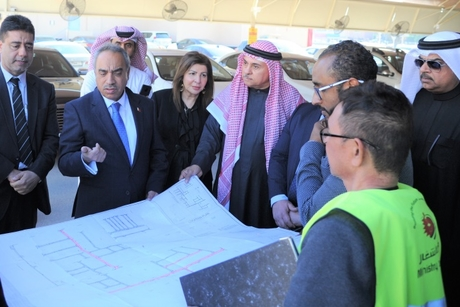 Bahrain's Ministry of Works launches projects worth $1.33m