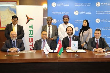 Dubai's Tristar Group acquires 11,000m2 logistics land in Oman