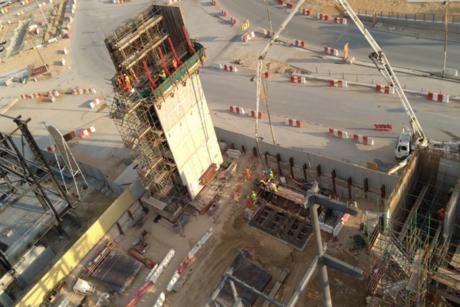 PICTURES: Expo 2020 Dubai's France Pavilion notes rapid progress