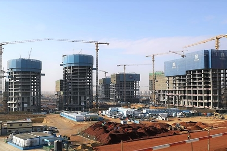 CSCEC: Egypt's Central Business District to be delivered by 2022