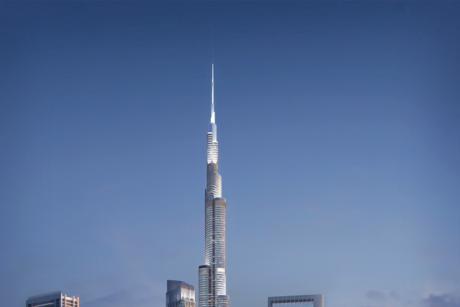 Emaar launches LWK Partners-designed Burj Crown in Dubai