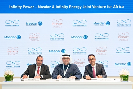 Masdar, Infinity Energy to form JV for renewable projects in Egypt