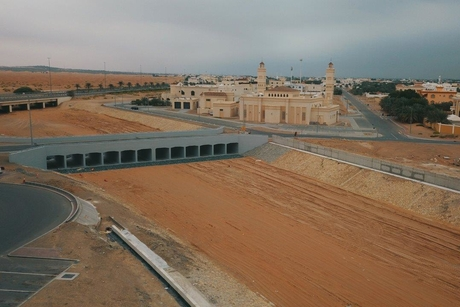 Musanada, Al Ain Municipality begin $32.5m rainwater project