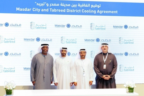 Tabreed acquires Masdar City's 69,000RT district cooling plants
