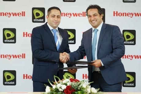 Honeywell, Etisalat Misr, ACUD to deploy tech at Egypt's smart city