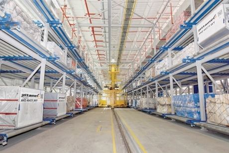 Renovation complete on air cargo unit at Muscat International Airport
