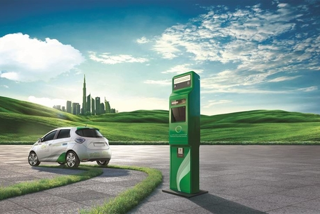 DEWA reveals 14 platforms to locate EV charging stations in Dubai