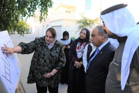 Bahrain's Works Ministry rolls out service development projects