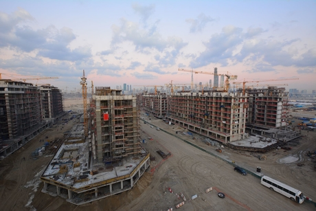 Phase 1 of Azizi's Riviera rakes in $582m as 95% of homes sold