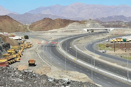 PICTURES: Oman opens 191km stretch of A'Sharqiyah Expressway