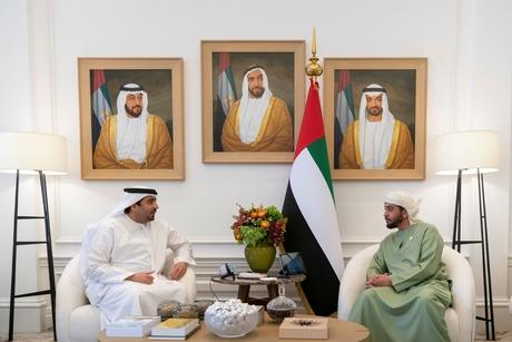HH Sheikh Hamdan bin Zayed Al Nahyan inspects Al Dhafra projects