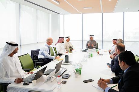 Dubai Future Council on Energy reviews DEWA, R&D Centre projects