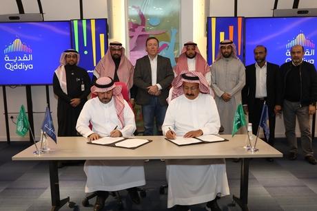 Saudi Arabia's Qiddiya picks Abdul Ali Al Ajmi Co for site preparation