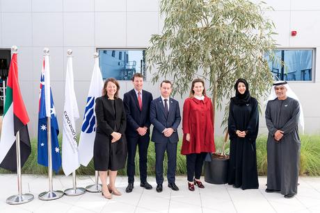 UAE plants Expo 2020 eucalyptus tree in support of Australia