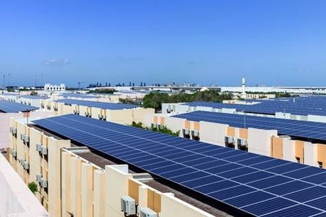 SirajPower completes solar rooftop project for DP World's staff housing