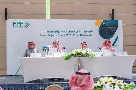 Saudi SCA's Future Projects Forum to show 850 projects worth $160bn