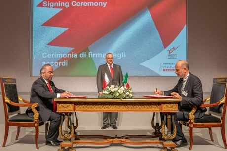 Bahrain's GPIC, Italy's Saipem to explore expansion projects
