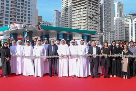 ENOC Group to open 22 service stations across the UAE in 2020