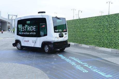 Dubai's RTA enacts laws for trial runs of autonomous vehicles