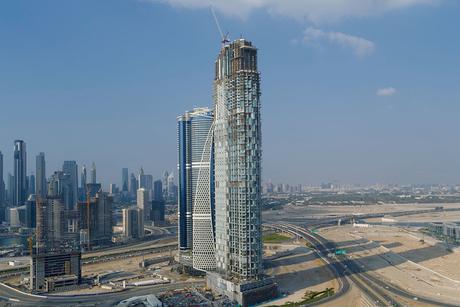 "SLS Dubai Hotel & Residences ""redefines architecture of Dubai"""