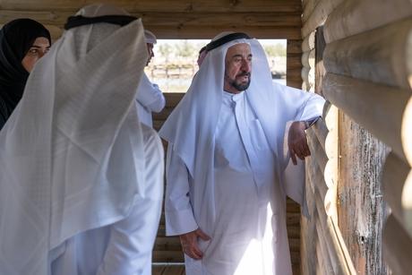 PICTURES: Dr Sheikh Sultan allocates $1.4bn to develop Kalba