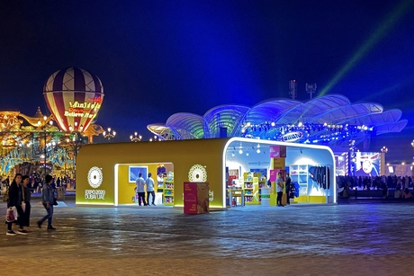 PICTURES: Expo 2020 Dubai opens first retail store at Global Village