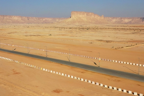 Saudi's SAPAC to construct security fence around Qiddiya