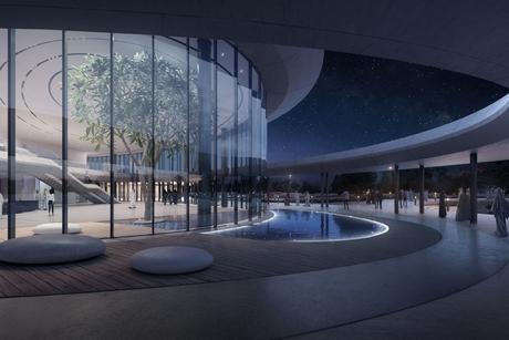 Arada unveils Zaha Hadid Architects-designed Madar complex