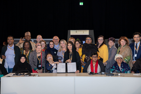 Abu Dhabi's DCD signs 'Cities4All' to make cities accessible for PoD