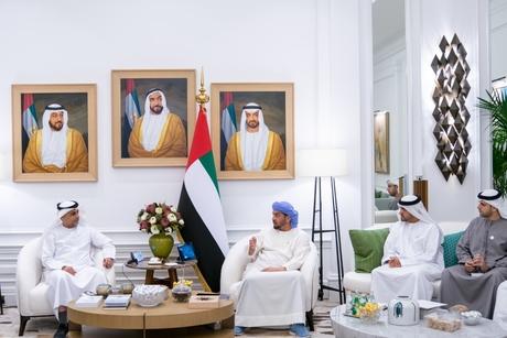 Sheikh Hamdan bin Zayed views progress on $735m housing project