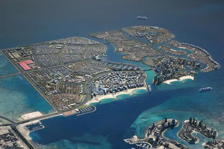 Construction update on Bahrain's 12.2km2 Diyar Al Muharraq project