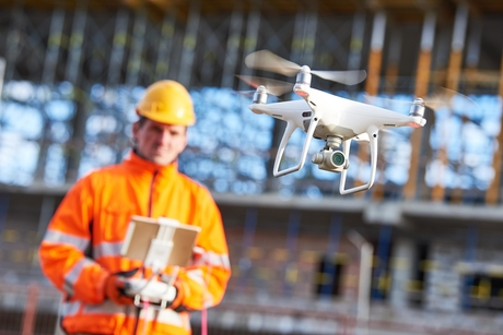 """Combining """"drone technology and Big Data will be a game-changer"""""""