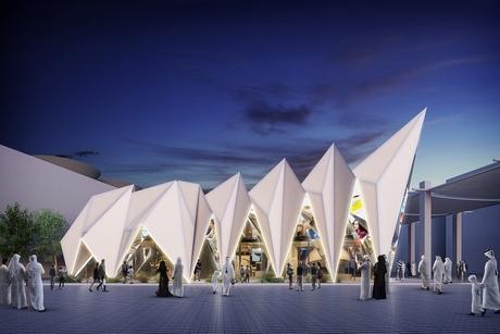 Emirati-designed Expo 2020 Dubai's Expo Live Pavilion revealed