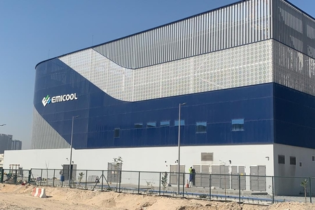 Emicool solution to save 1.629 MWh annually at Al Jadaf DCP project