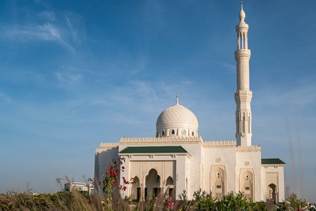 Sharjah Ruler opens 1,830m2 mosque worth $5.8m in Al Taiba
