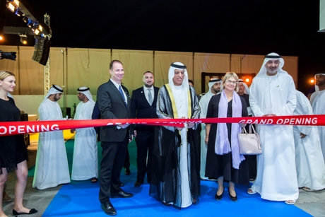Finland's Peikko Group opens 11,500m2 premises in RAK
