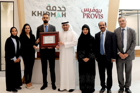 Provis and Khidmah awarded LEED platinum certification by USGBC