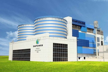 Operations begin at Empower's district cooling plant in Dubai's JVC