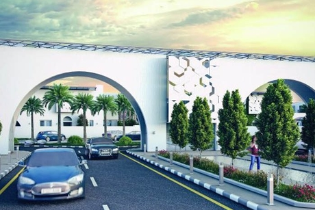 Infra for Phase 1 of Sharjah Sustainable City complete