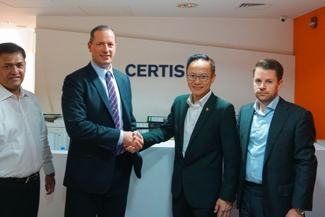Farnek completes acquisition of Singapore-headquartered Certis