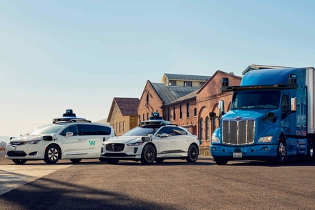 Mubadala invests in autonomous, self-driving tech company Waymo