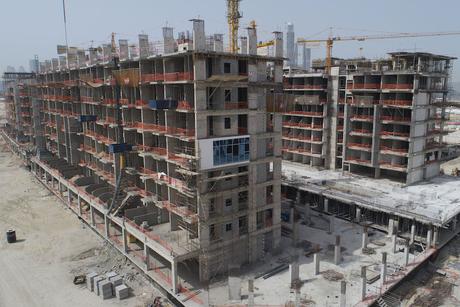 Phase 1 of Dubai's $3.2bn Azizi Riviera in MBR City 55% complete