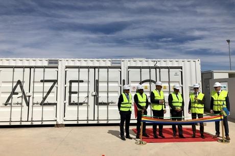 Azelio launches energy storage at Morocco's Noor solar complex
